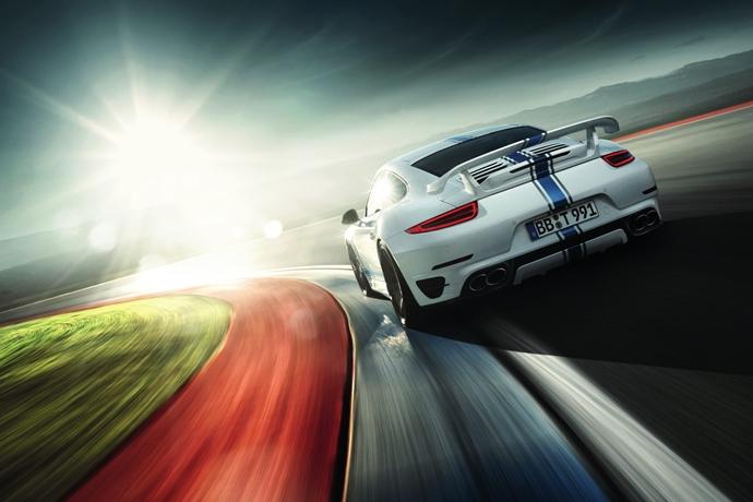 Pakiet TECHART dla Porsche 911 991 i 991.2